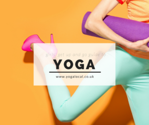 Yoga Get Up And Go